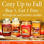 Yankee Candle Buy 1 Get 1 Free!