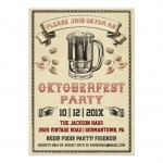 Backyard Oktoberfest Party
