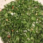 """Simple """"Tuscan"""" Kale Salad"""