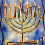 Ridgewood's Chanukah Menorah Lighting