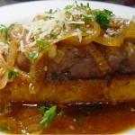 French Onion Salisbury Steak