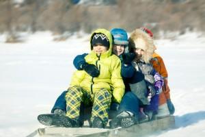 sledding warning