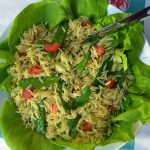 Orzo Salad w/Vegetables & Herbs