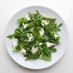 Snap Pea Salad w/Burrata