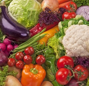 Nutrition, vegetables, serving sizes, dirty dozen, clean 15, healthy eating, My Plate, nutrition info, tips from town