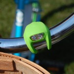 A Cool Bike Light that Helps Increase Visibility