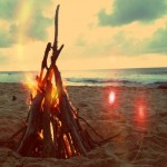 How To Throw a Bonfire Party