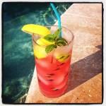 Raspberry Lemonade Cooler