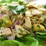 Avocado-Chicken Salad