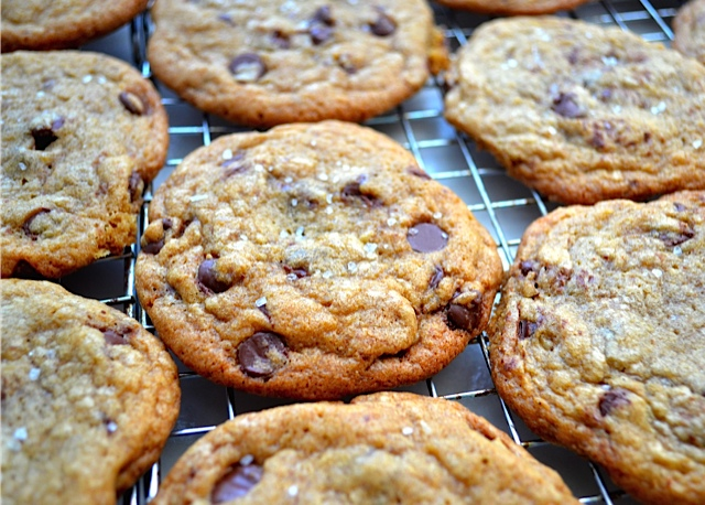 Browned-Butter Chocolate Chip Cookies I