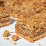 Crumbly Apple Pie Bars