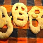 Ghoulish Flatbread