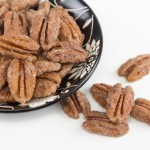 Candied Sugar & Cinnamon Pecans