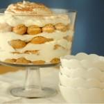 Pumpkin Tiramisu Trifle