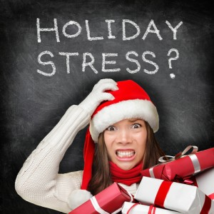 health, stress, de-stressing for the holidays, stress busters, simplify, exercise, meditate, relax, time out, tips from town