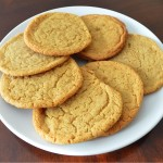 Colossal Chewy Brown Sugar Cookies