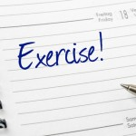 Health, exercise, excuses, tops reasons not to exercise, time, energy, tips to fit in exercise, time management, 30 minutes activity, accountability, tips from town