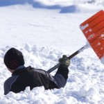 Protect Your Heart When Shoveling Snow
