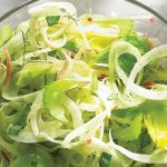 Celery, Apple & Fennel Slaw