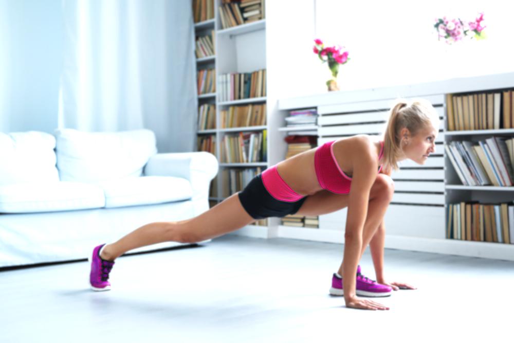 workout lounge