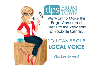 ad town tipster rockville center