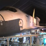 Guided Tours of the Space Shuttle