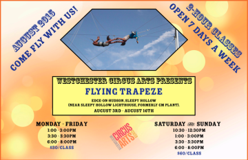 Westchester circus arts