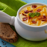 Apple Cheese Soup