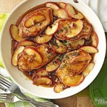 Apple-Pecan Pork Chops