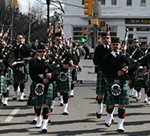 Glen Cove NJ's St. Patrick's Day Parade