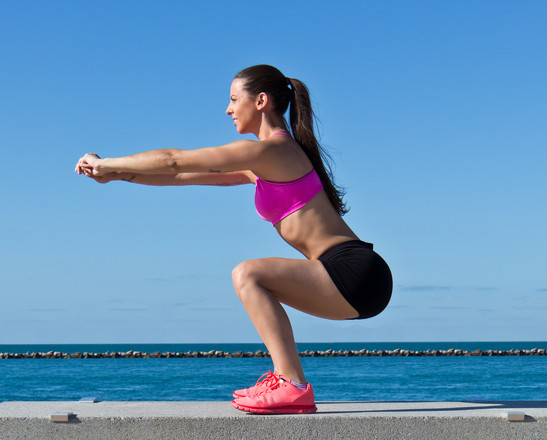 wellness, health, fitness, exercise, body weight, pushup, squat, plank, burpee