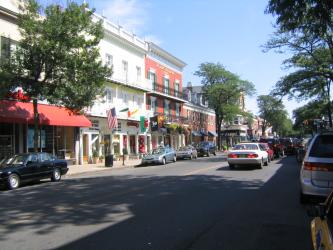 Beautiful downtown Westfield
