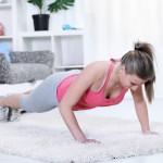 push up, plank, exercise