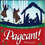 "Get in the spirit with the musical, ""Pageant!"""