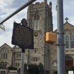 Around Town With Jill: The Westfield Historical Society Installs a New Historic Marker