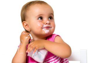 baby yogurt