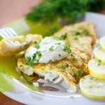 5 Ingredient Dinner: Parmesan-Crusted Tilapia