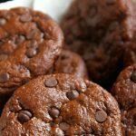 Flourless, Gluten-Free Guiltless Chocolate Zucchini Muffins