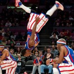 Harlem Globetrotters Are in Town!