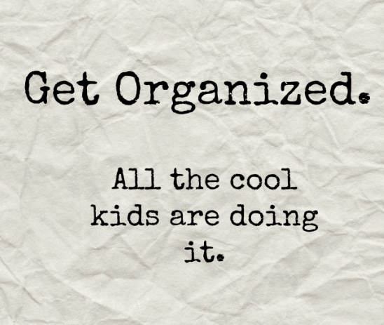 are organized people healthier