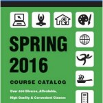 Register for The Adult School Spring Semester