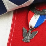 3 Ridgewood Boy Scouts being promoted to Eagle Scouts