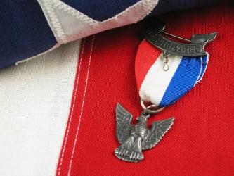 Eagle Scouts Award