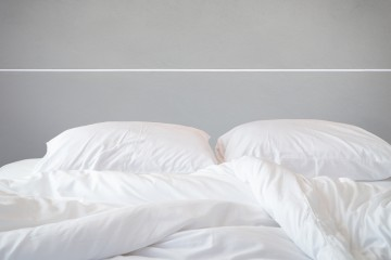 Soft Sheets Bed