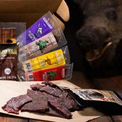 Exotic Meat Crate