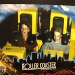 roller coaster, vegas