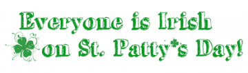St Patty images