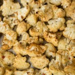 Roasted Cauliflower or Fingerling Potatoes