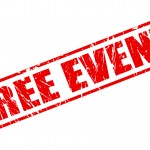 7 FREE events for 7 DAYS of the week