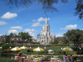Cinderella Castle Disney World